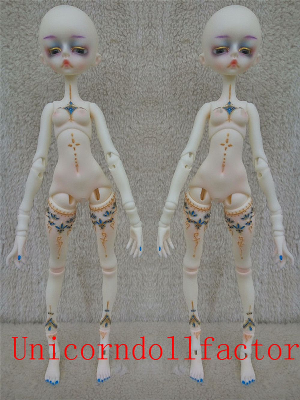 stenzhorn    BJD body pattern doll 1/6 spot sale