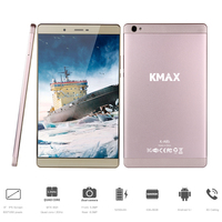 KMAX Tablet 8 inch IPS Quad Core MTK8321 CPU Built-in 3G Phone Call SIM Card Tablets Android 5.1 PC GPS BT Dual Cameras