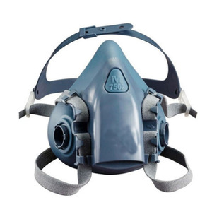 Image 3 - Function Supplied Air Fed Respirator System With 3M 7502 Half Face Paint Spraying Respirator Gas Mask