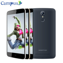 Campus HOMTOM HT17 4G Smartphone 5.5″ HD  Android 6.0 MTK6737 Quad Core 1GB/8GB Mobile Phone OTG  Hotknot  Fingerprint 3000 mAh