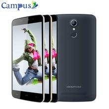 "Campus HOMTOM HT17 4G Smartphone 5.5 ""HD Teléfono Móvil Android 6.0 MTK6737 Quad Core 1 GB/8 GB OTG OTA Hotknot Sensor 3D 3000 mAh"
