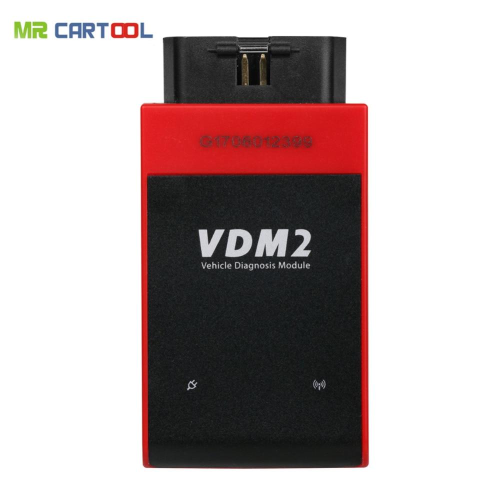 New Arrival UCANDAS VDM II for Android UCANDAS VDM2 Support WiFi Auto Diagnostic Scanner Multi-Languages high quality generator alternator automatic voltage regulator avr r230