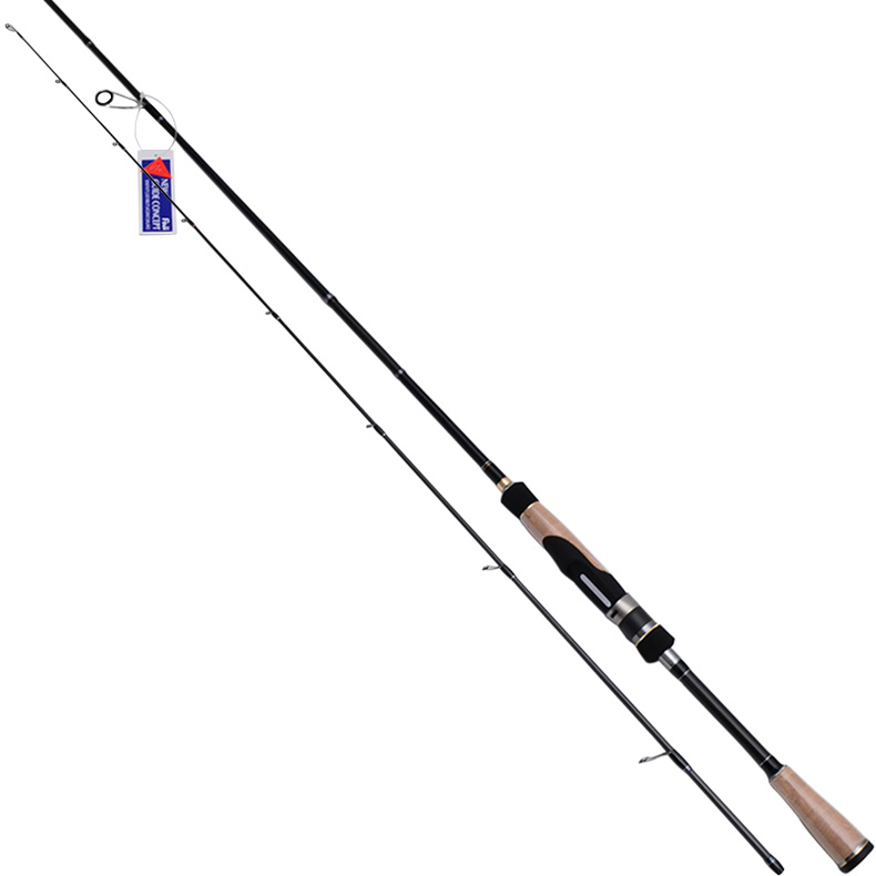 Tsurinoya ELITE ELS-652UL FUJI Spinning Fishing Rods 1.95m Bass Rods Free Shipping via EMS