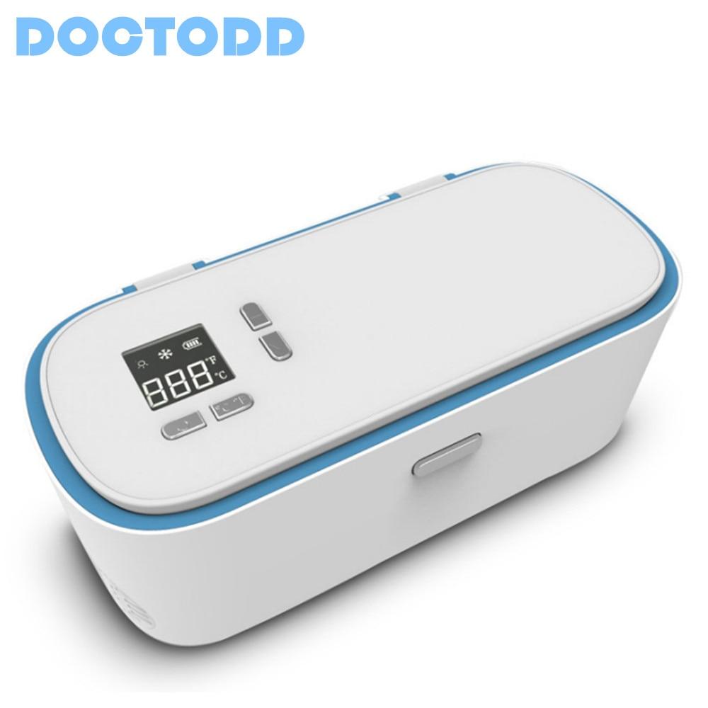 CE Approved Insulin Mini Refrigerator Diabetic Cooler Box