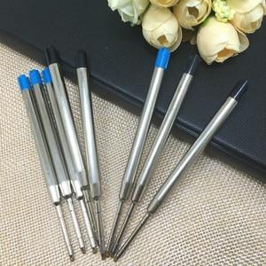 Image 3 - 5PCS טקטי עט מילוי שחור רולר כדור עט מילוי שחור דיו כושר סוגים עבור Laix טקטי הגנה עט InkCartridges