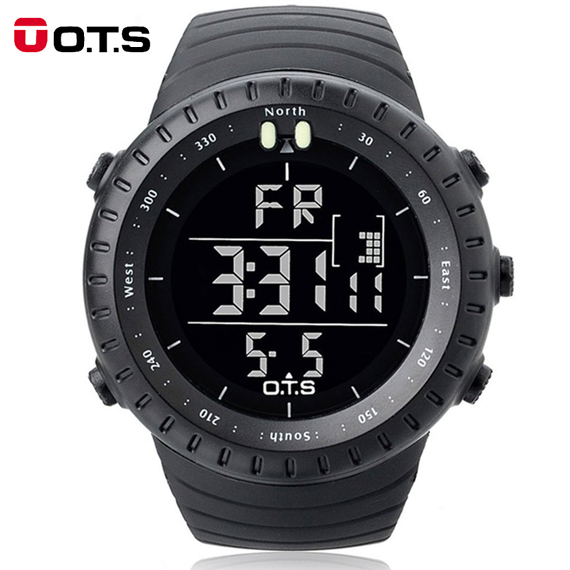 online get cheap g shock watch aliexpress com alibaba group fashion ots outdoor large dial digital watch men sports watches mens shock resistant waterproof 50m electronic