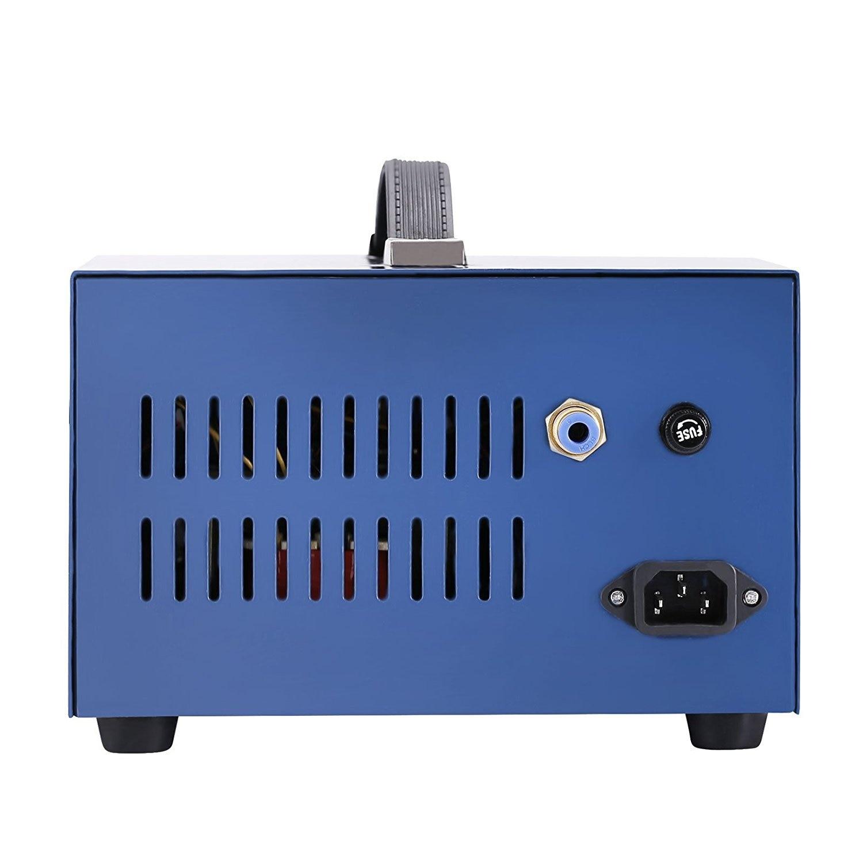 Bracelet Jewelry Welding Machine High Power Argon Pulse Spot Welder 800W BEST!