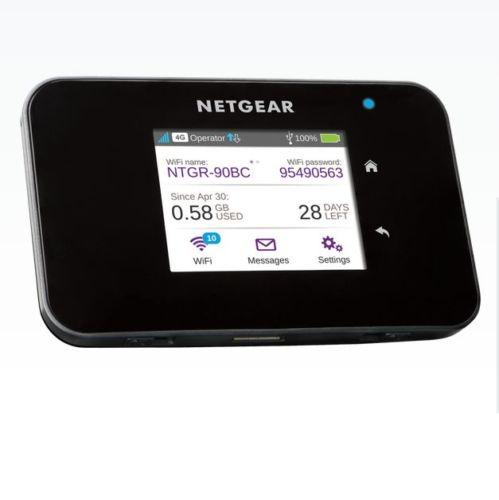 Monte de 10 pcs Desbloqueado Netgear Aircard