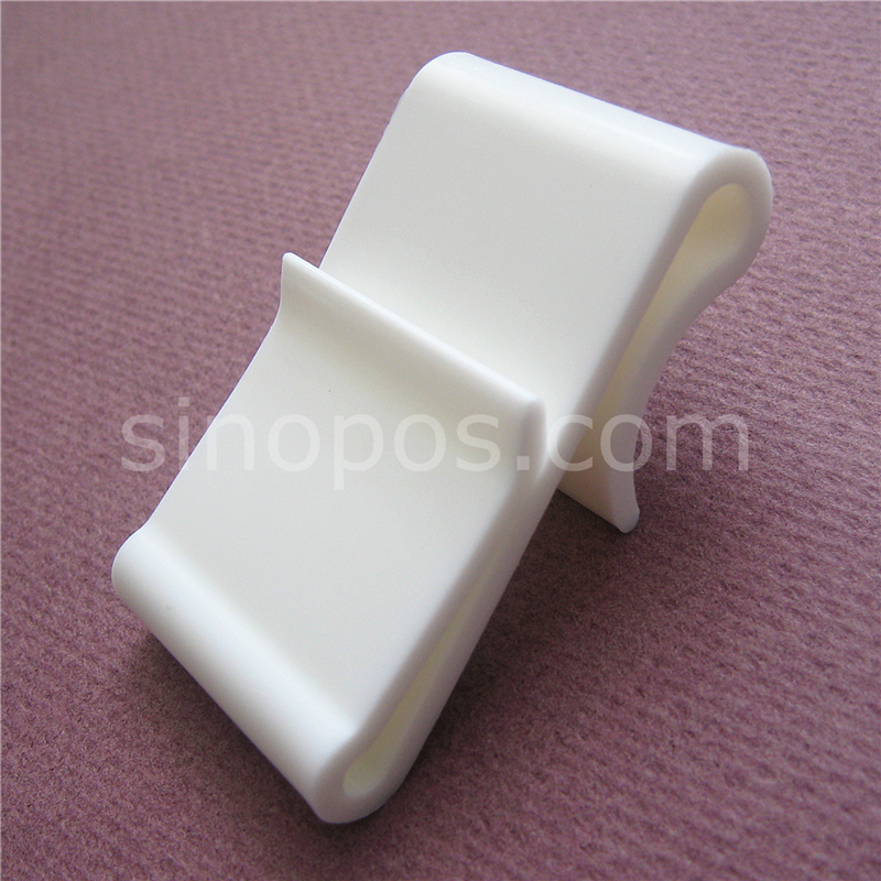 Plastic power wing clips heavy duty corrugated for Where to buy lucite