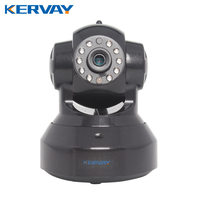 HD Wireless IP Camera IR Cut Night Vision Audio Surveillance Security CCTV Network WiFi Camera Infrared