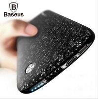 Baseus Power Bank 15mm Ultra Slim 10000mAh Powerbank Mobile Phone 2 1A Output 10000mah External Battery