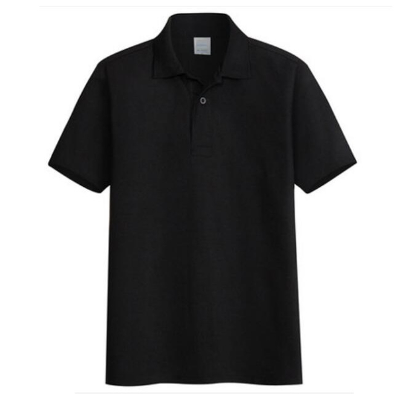 2018 new   Polo   shirt solid color cotton   polos   men shirts short sleeve net design breathable plus size XS to 3XL 9 colors