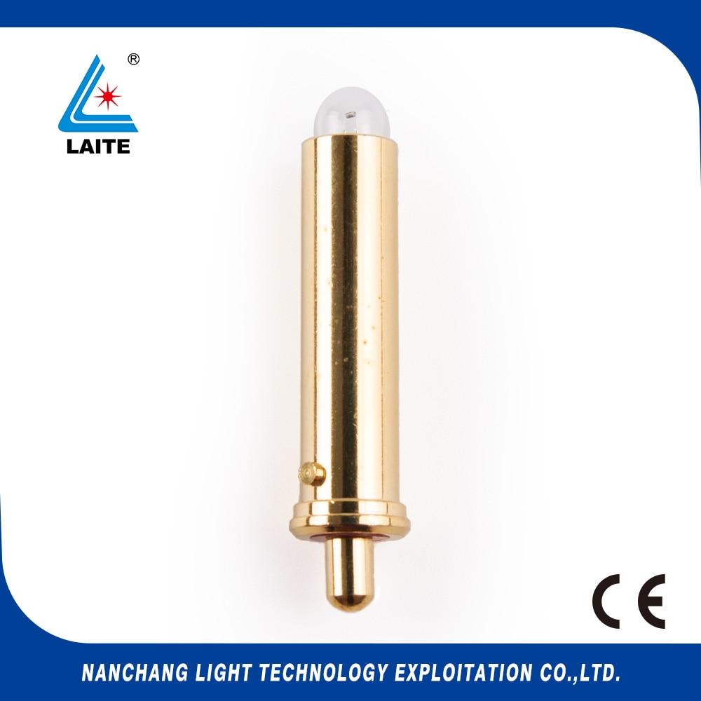 HEINE 086 XHL # 086 3,5V glödlampa X-002.88.086 K 180 AV direkt oftalmoskop halogen X-02.88.086 oftalmisk lampa fri frakt-10st