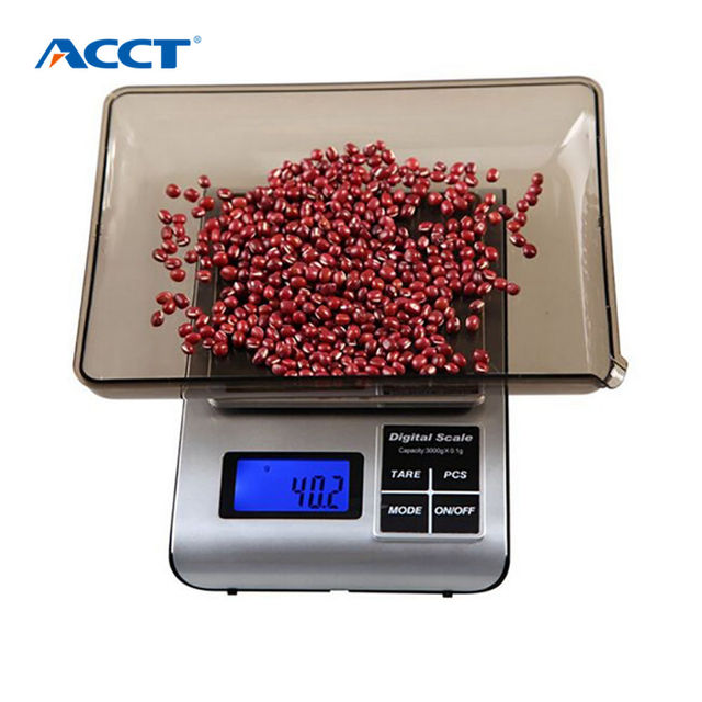 500g*0.01g kitchen weighing machine laboratory medical scales  screen  electronic food balance mechanical digital cooking tools