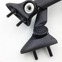 For Motorcycle 2009 2010 2011 2012 Yamaha R1 YZFR1 BLACK rearview back Racing Mirrors
