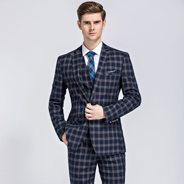 Latest Coat Pant Designs Shire Men Wedding Suit Male Blazers Suits For Costume Business Formal