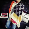 Alta qualidade bufandas mujer moda marcas schal foulards femme designer de cachecol echarpes xale xadrez / tartan envoltório