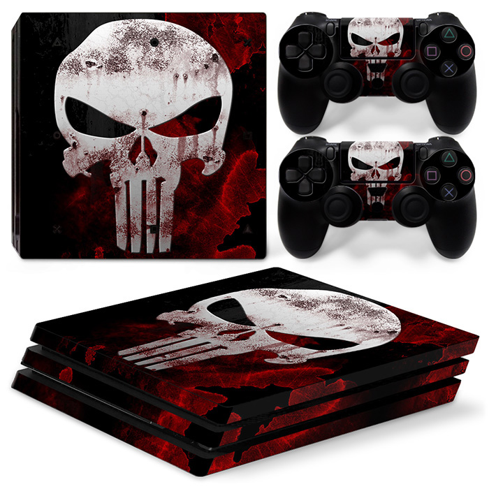 Protective Waterproof Decal for PS4 PRO Game Accessories Best Selling Decal Skin Sticker ...