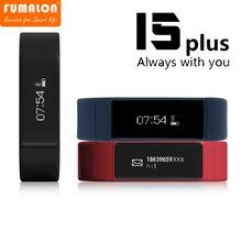 Подарки I5 плюс Смарт Браслет Bluetooth 4.0 Водонепроницаемый Сенсорный экран Фитнес трекер здоровье браслет сна Мониторы Смарт-часы