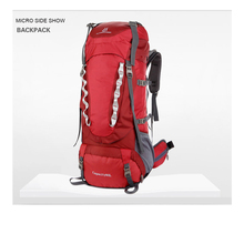 Camping Hiking Backpack  Travel Trekk Rucksack Mountain Climb Equipment 80L for Men Women males Teengers