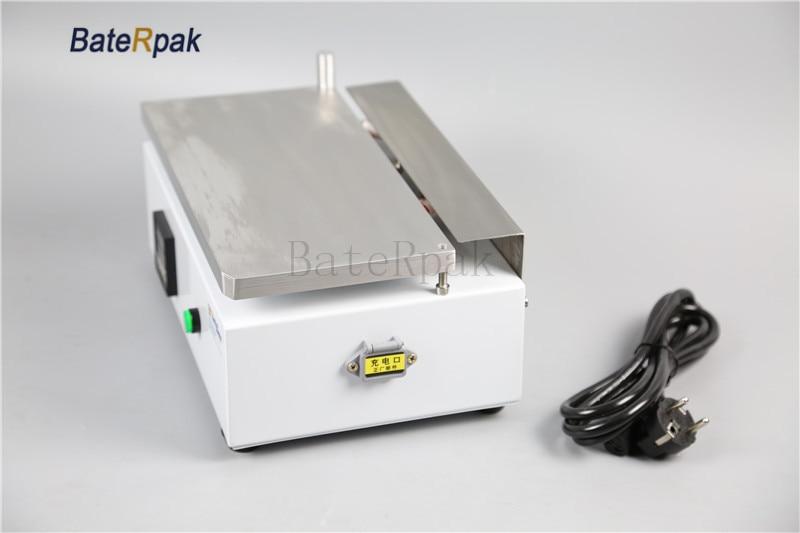 BC315 BateRpak tsellofaani pakkimismasin, sigaretid, kosmeetika, - Keevitusseadmed - Foto 3