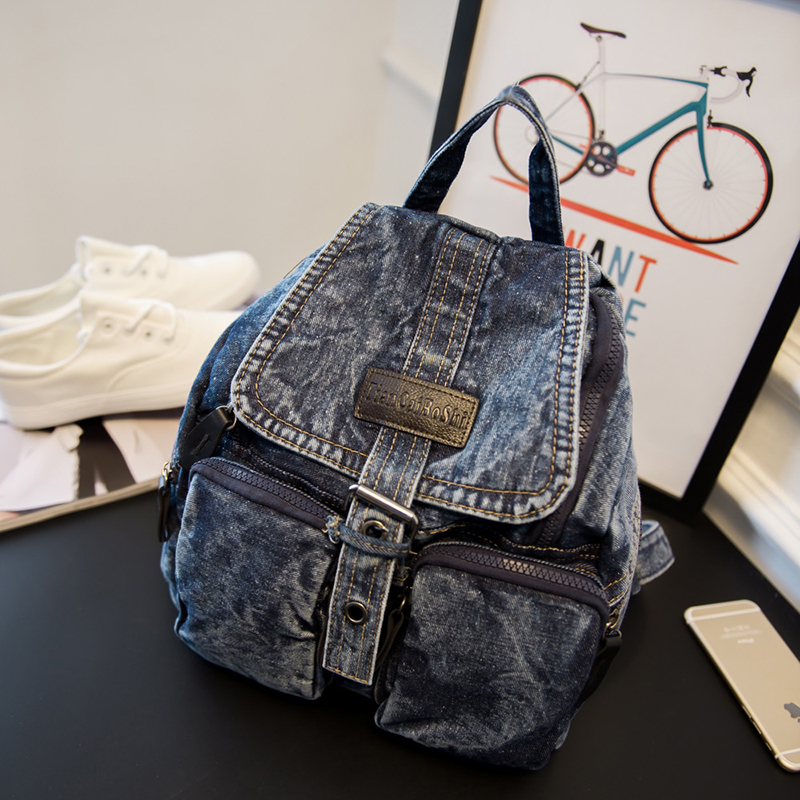 Online Get Cheap Vintage Denim Backpack -Aliexpress.com | Alibaba ...
