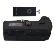 DMW-BGG1 батарейный блок+ 2,4G беспроводной пульт дистанционного управления для Panasonic Lumix DMC-G85 DMC-G80 G85 G80 камера DMW-BLC12 BLC12