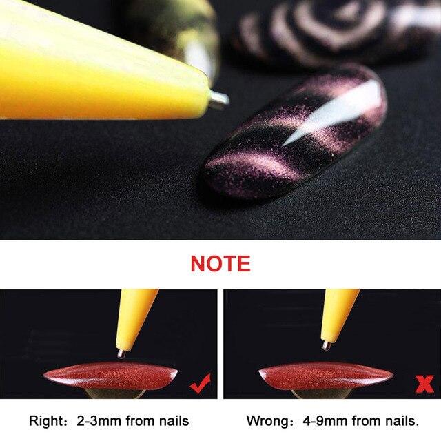 3D Magnet Pen Nail Art Tool 3