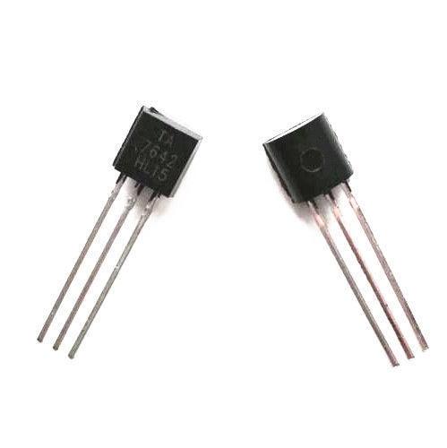 10  Pcs TA7642 7642 TO92 Single Radio Chip IC New