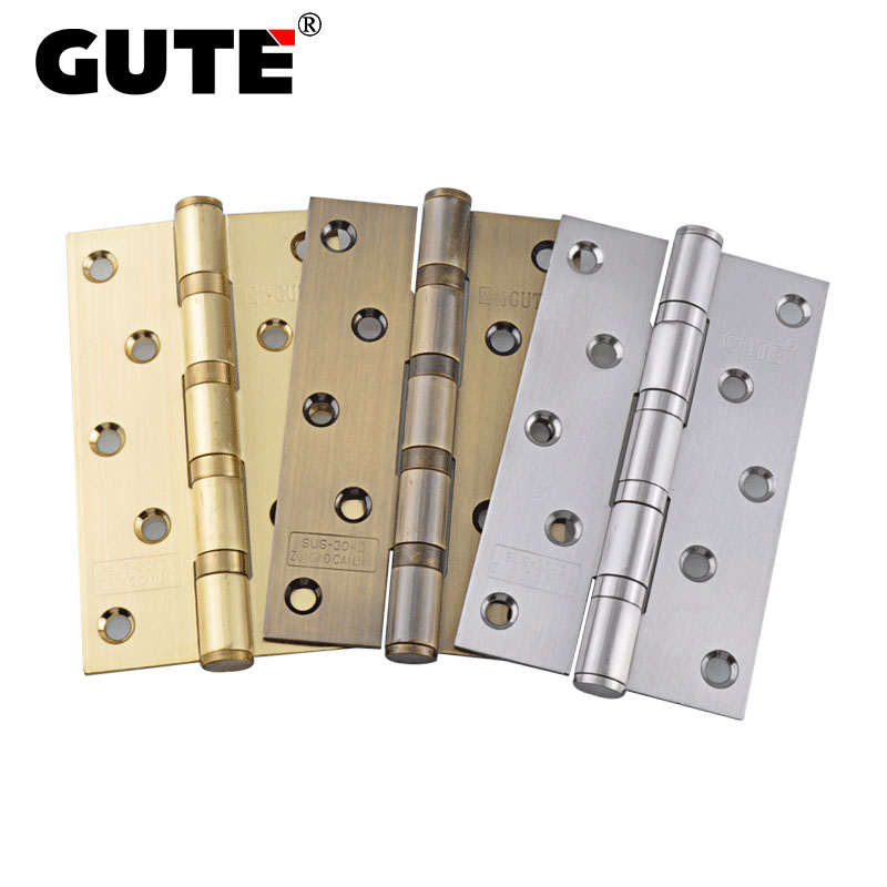 Gute Bearing Door Hinges Stainless Steel Thickness 3mm