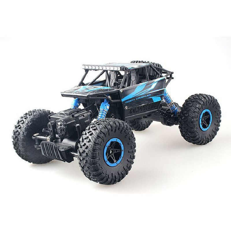 2.4G 4WD Rock Crawlers RC Car Off-Road Vehicles Bigfoot Car Remote Control Model Sport Toy Car Toys For Children Adult suv jeep rc car toys dirt bike off road vehicle remote control car toy for children xmas gift rock climbing car boy classic toy