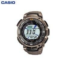 Наручные часы Casio PRG-240T-7E мужские электронные на браслете