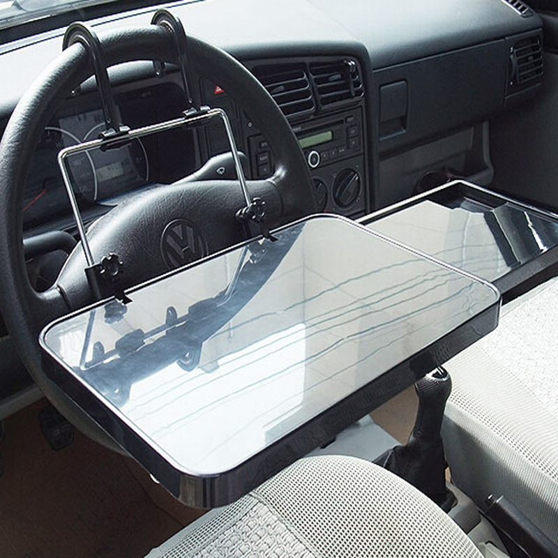 Unique Mobile Desk for Car