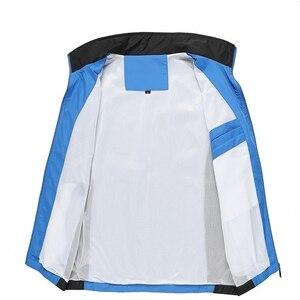 Image 5 - AmberHeard 2019 Bahar Marka Eşofman Erkek Spor Ceket + Pantolon Eşofman Iki Parçalı Set Erkek Kazak Spor Takım Elbise Giyim