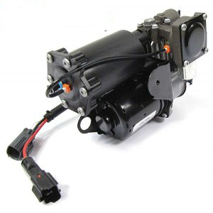 For DISCOVERY MARK 3 4 ( LR3,LR4 ) HITATCHI AIR SUSPENSION COMPRESSOR LR023964 Rebuild ...