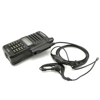 cb רדיו 1 / 2pcs Baofeng UV-9R Waterproof לקבלת אפרכסת מיקרופון PTT אוזניות רדיו CB אוזניות מכשיר הקשר Baofeng UV 9R GT-3WP BF-A58 (4)