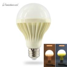 E27 AC220V 3W LED Candle Light Bulb Energy Saving  Home Led Lamp Bedroom Living Room Spotlight