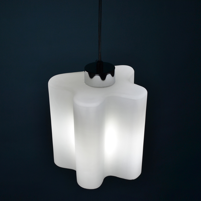 LED glass Droplight White Clouds Shaped Glass Bedroom Decorative Pendant lamp Coffee Shop Cafe Bar Dining Room Hall Way Hotel vintage loft industrial edison flower glass ceiling lamp droplight pendant hotel hallway store club cafe beside coffee shop