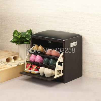 Small Size Shoe Racks Hallway Shoes Changing Bench Anese Porch Ark Tipping Bucket Shoebox