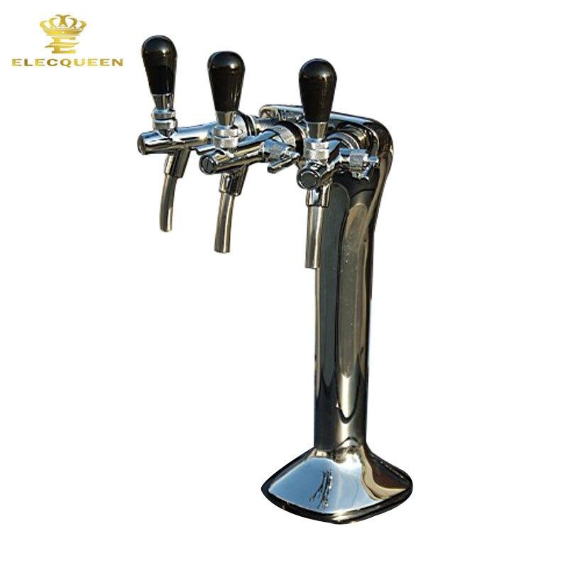 Stainless Steel Draft Beer Dispensing Nitrogen Nitro Tap , Stout ...
