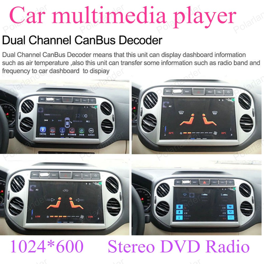 Car radio HD 1024*600 10 2
