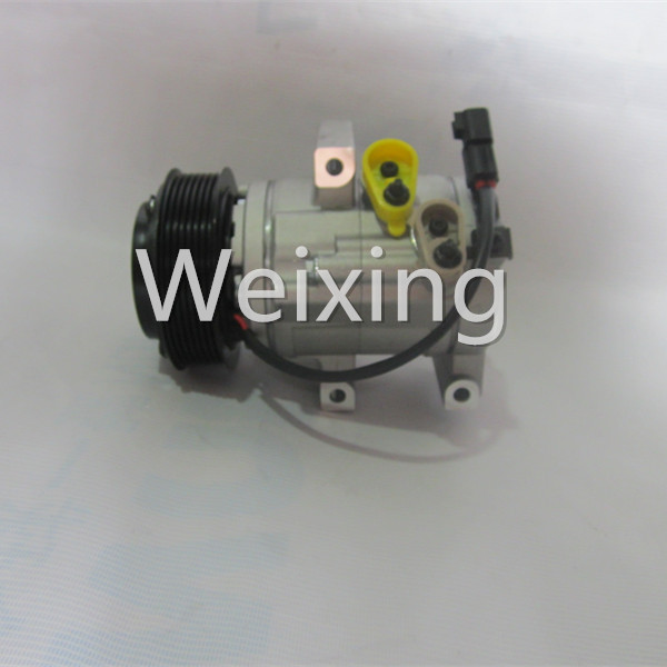 Car air conditioning pump HS13N pulley 7PK for Ranger Pickup 3.2 TDCi UC9M-19D629-BB AB39-19D629-BB 1715092 1715093