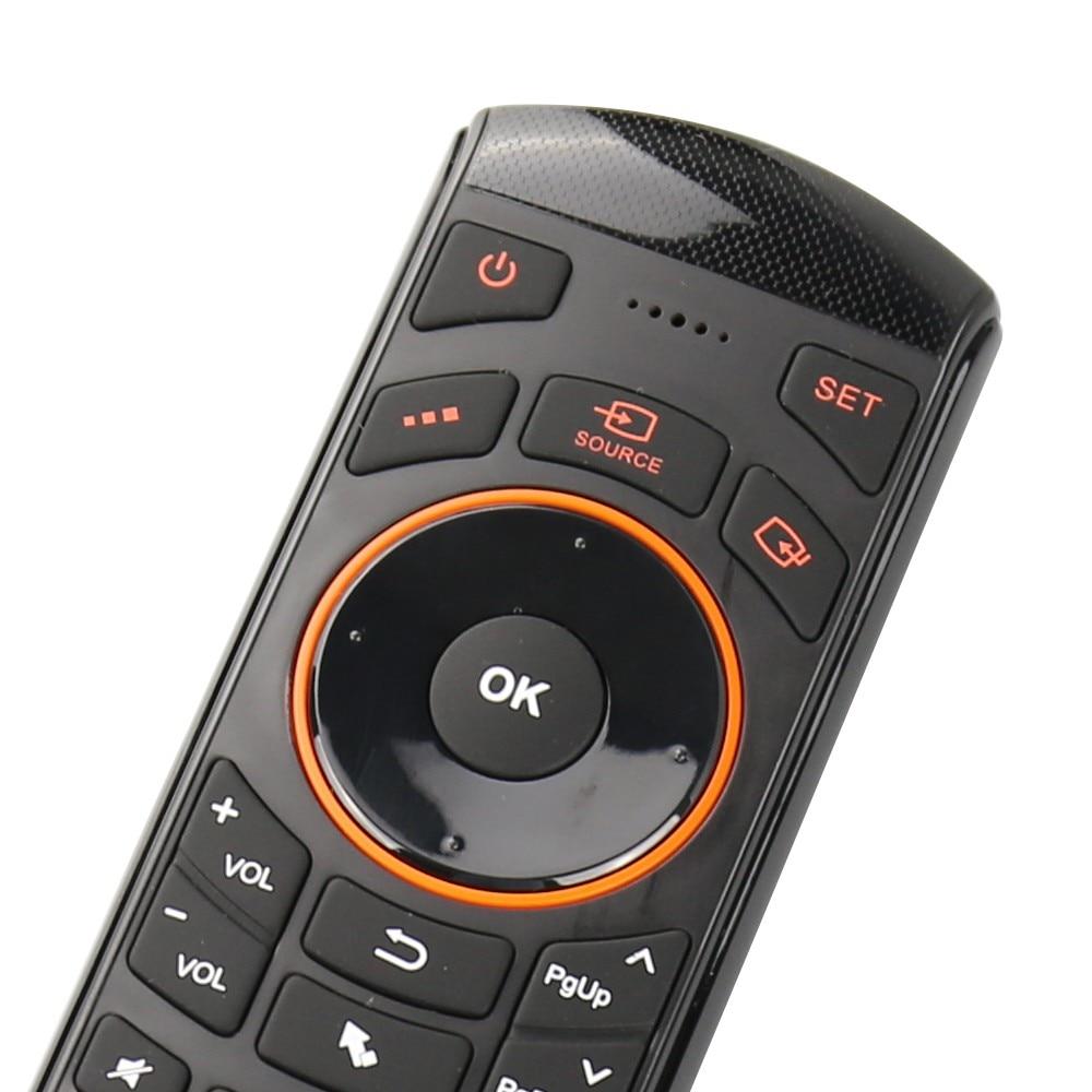 Fio 2.4G Fly Air Mouse Extensor IR