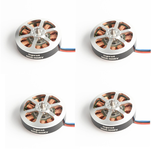 Rc multicopter hexacopter t960 t810 용 4 ps <font><b>5008</b></font> 400kv 브러시리스 모터 image