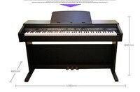 2017 электрическое пианино DP 320 цифровое электрическое пианино 88 молоточковая механика клавиатура push pull крышка