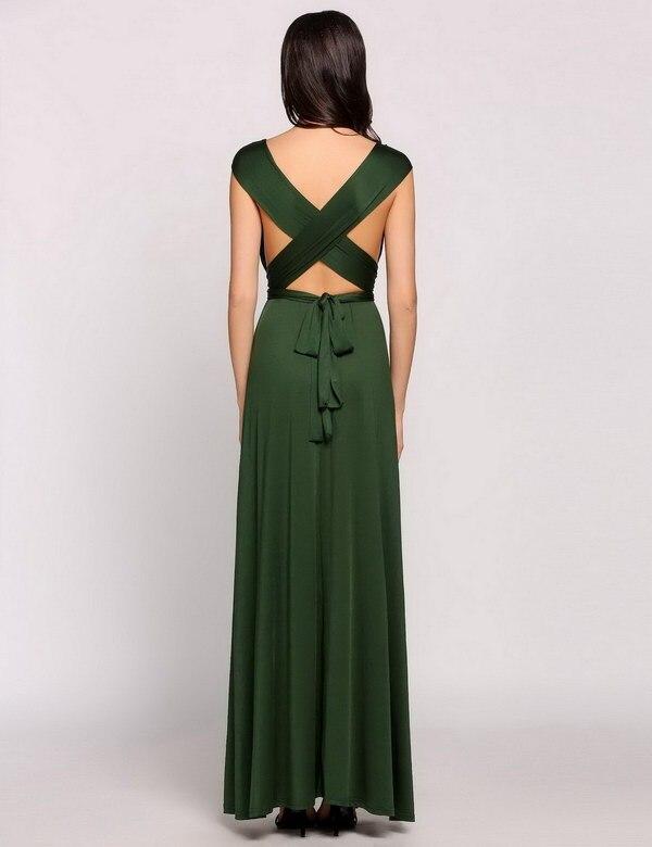 HTB1VDp8PFXXXXXYXVXXq6xXFXXXx - Women Long Dress Sleeveless Deep V Neck Backless JKP271