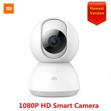 Обновленная версия Xiaomi Mijia Smart IP камера 1080 P WiFi Pan-tilt ночное видение 360 градусов просмотр обнаружения движения веб-камера IP Cam