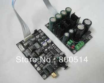 Assembled 24Bit/192KHz CS8416 + PCM1798 DAC  +  PSU board