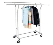 ЗОЖ Регулируемый Высшего Арбитражного Класс Костюмы одежды, хром (двухрельсовой)