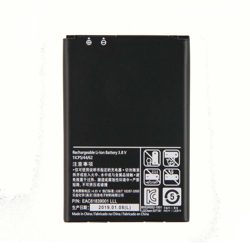 Оригинальная Аккумуляторная батарея большой емкости и зарядное устройство для Mach LS860 Motion 4G MS770 Venice LG730 Radiance US730 P705 P700
